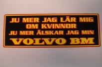 Dekal Volvo